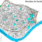 Un pack de Murallas de Sevilla